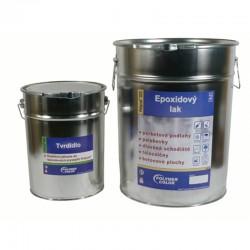 Polycol 324 PU - (100:20) transparentní matný lak s UV filtrem